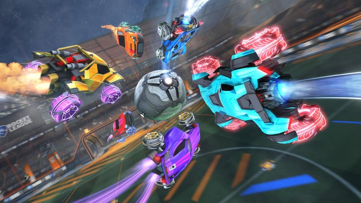 It seems as though Rocket League is in for a surge of new gamer