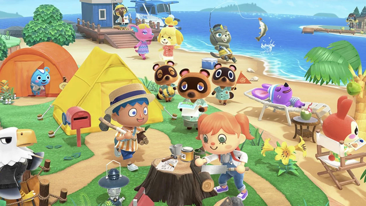 One of the numerous remarkable features of Animal Crossing