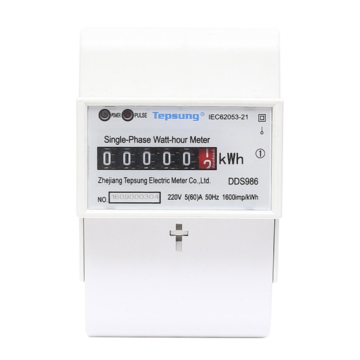 Introduce Three Phase Electricity Meter And Three Phase Electri