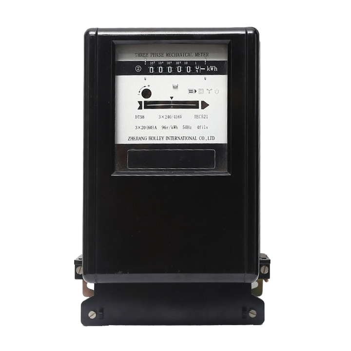 Definition and characteristics of electronic energy meter