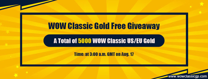 Free reliable and cheap top wow classic gold sites at the highl