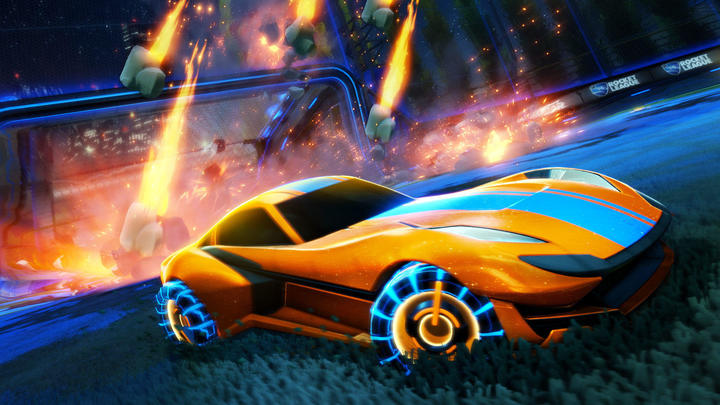 Rocket League has maintained a fairly big player base for the b